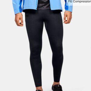 UA Qualifier Speedpocket Perforated Leggings L
